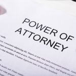 How to Sign Documents As a Power of Attorney Agent